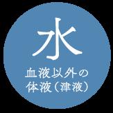 水とは:望永航史のオンライン東洋医学講座